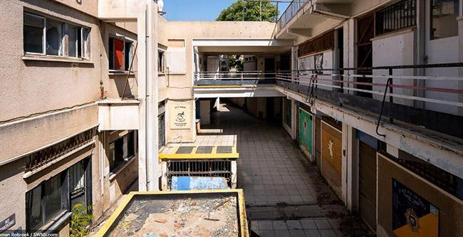 Những bức ảnh hiếm hoi về thị trấn ma tại Síp-4