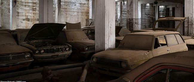 Những bức ảnh hiếm hoi về thị trấn ma tại Síp-10