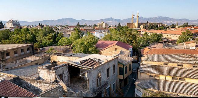 Những bức ảnh hiếm hoi về thị trấn ma tại Síp-13