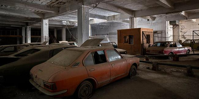 Những bức ảnh hiếm hoi về thị trấn ma tại Síp-5