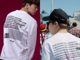 BTS bị tẩy chay vì áo thun in hình ảnh ám chỉ vụ thả bom ở Nhật Bản