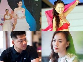 Dàn diễn viên 'Quỳnh Búp Bê' từng kinh qua nhiều cuộc thi nhan sắc
