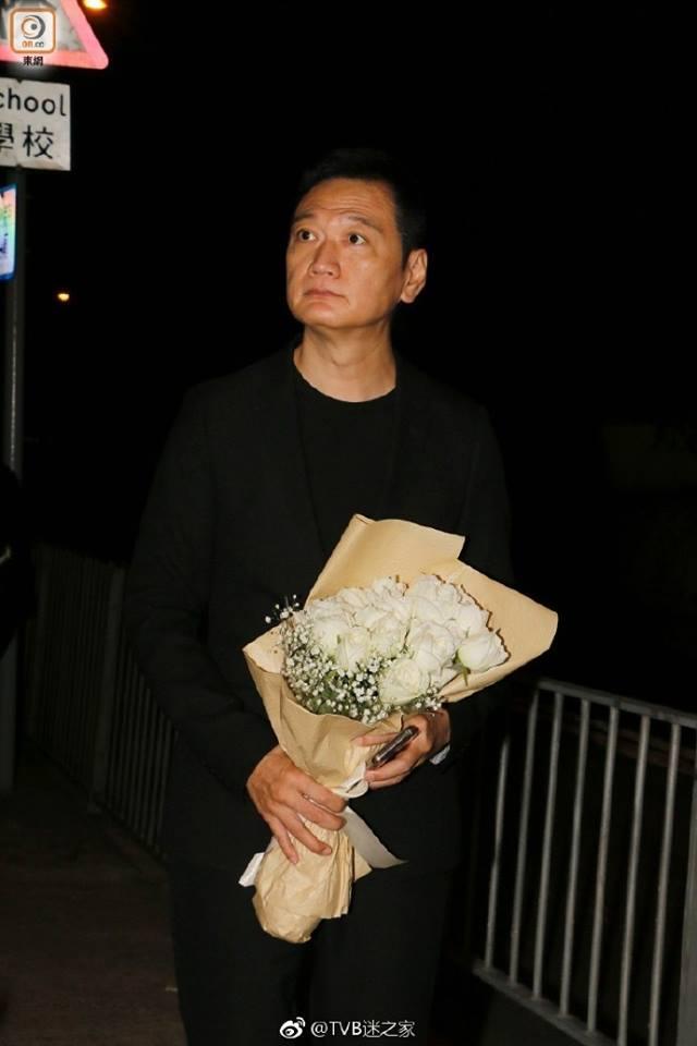 Dàn sao hạng A Hong Kong không kìm nổi sự đau xót khi đến viếng lễ tang ngọc nữ bạc mệnh Lam Khiết Anh-13