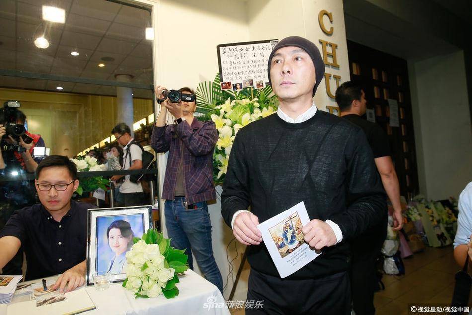 Dàn sao hạng A Hong Kong không kìm nổi sự đau xót khi đến viếng lễ tang ngọc nữ bạc mệnh Lam Khiết Anh-3