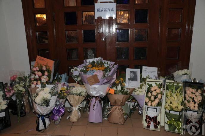 Dàn sao hạng A Hong Kong không kìm nổi sự đau xót khi đến viếng lễ tang ngọc nữ bạc mệnh Lam Khiết Anh-15