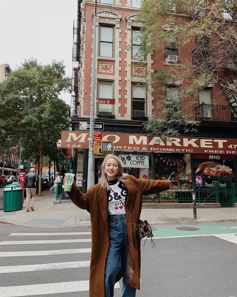 Gió lạnh về, tham khảo ngay bí kíp mặc đẹp từ street style của Chi Pu, Châu Bùi, Trinh Phạm đi thôi!-1