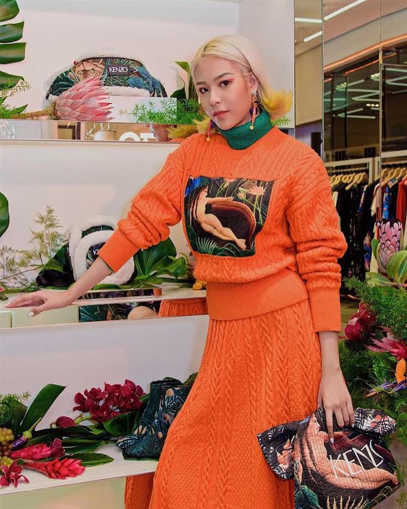 Gió lạnh về, tham khảo ngay bí kíp mặc đẹp từ street style của Chi Pu, Châu Bùi, Trinh Phạm đi thôi!-6