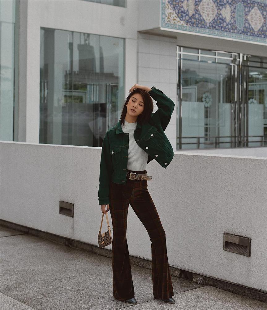 Gió lạnh về, tham khảo ngay bí kíp mặc đẹp từ street style của Chi Pu, Châu Bùi, Trinh Phạm đi thôi!-9