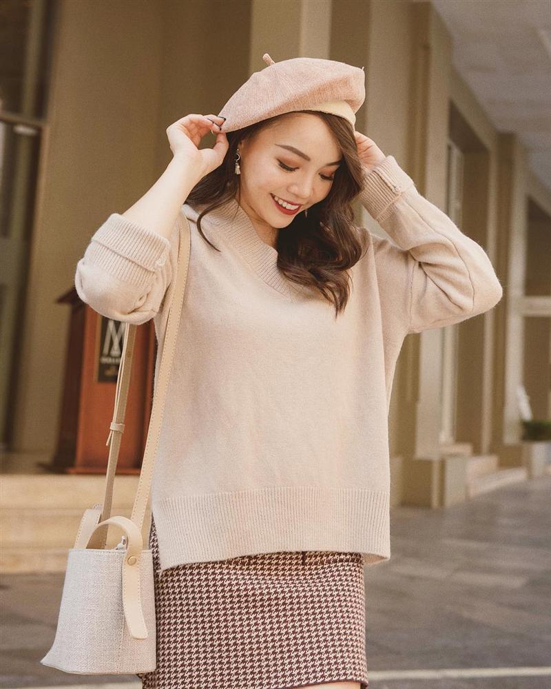 Gió lạnh về, tham khảo ngay bí kíp mặc đẹp từ street style của Chi Pu, Châu Bùi, Trinh Phạm đi thôi!-11