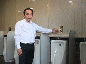 Chủ tịch Hiệp hội nhà vệ sinh Việt Nam: Họ nói tôi khùng dở, không giống ai