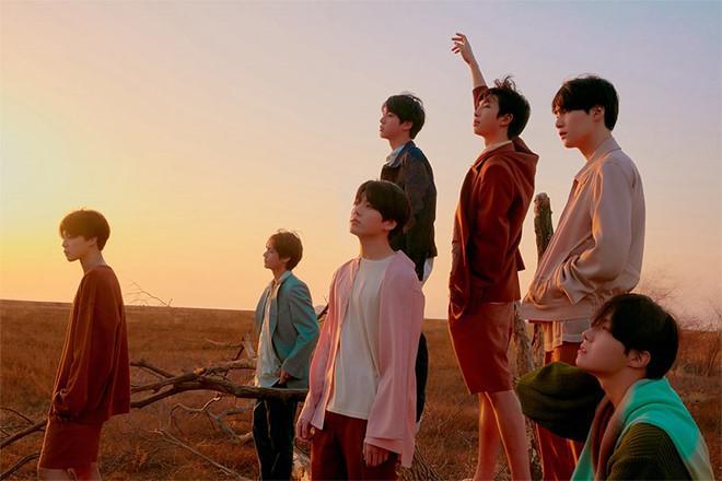 Những kỷ lục BTS thiết lập trên thị trường âm nhạc thế giới-1