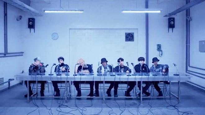 Những kỷ lục BTS thiết lập trên thị trường âm nhạc thế giới-4