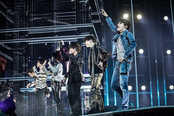 Những kỷ lục BTS thiết lập trên thị trường âm nhạc thế giới-6