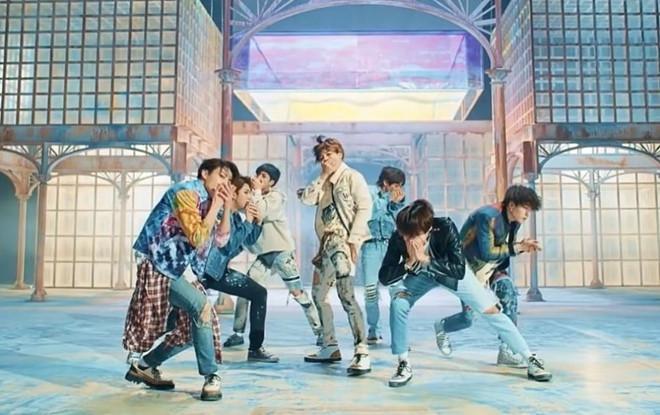 Những kỷ lục BTS thiết lập trên thị trường âm nhạc thế giới-7
