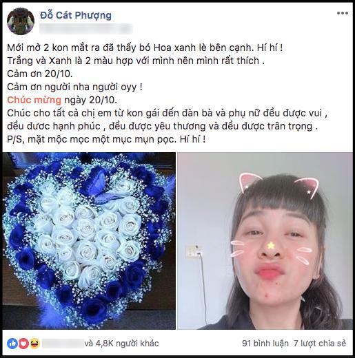 Sau scandal, Cát Phượng xăm hẳn tên Kiều Minh Tuấn lên tay-2