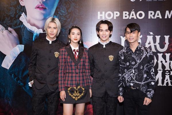 Quay clip cover hit của Nguyễn Trần Trung Quân, Hòa Minzy bị dân mạng đồn đoán phẫu thuật thẩm mỹ-1