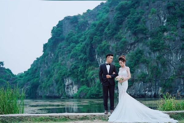 Hé lộ thêm hình ảnh xa hoa về đám cưới rộng 1.000 m2, chi phí trang trí 1 tỷ đồng của cặp trai xinh gái đẹp ở Vĩnh Phúc-8