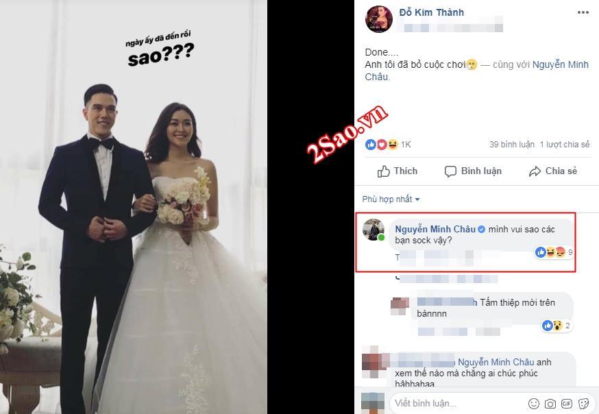 Hotboy Minh Châu khiến fan nữ lòng đau như cắt trước thông tin chuẩn bị làm chồng người ta?-5