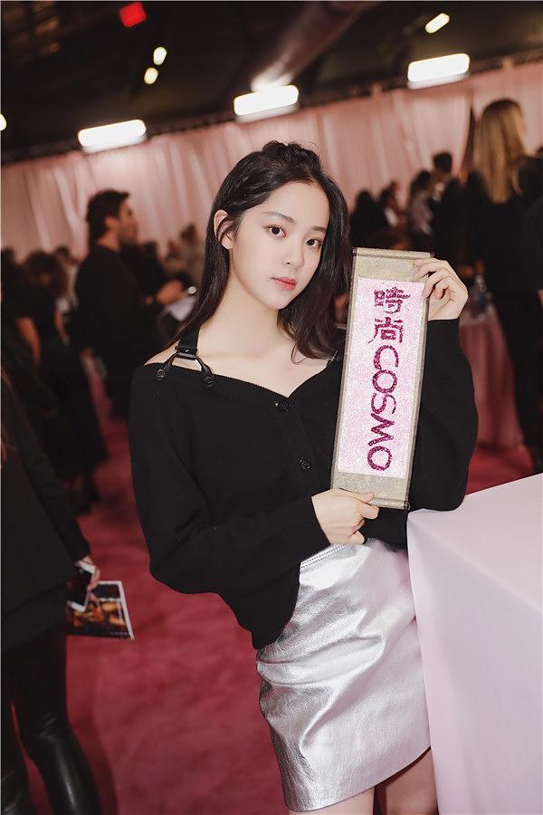 Âu Dương Na Na - sao nữ 18 tuổi xinh đẹp và gia thế nhất Đài Loan-3