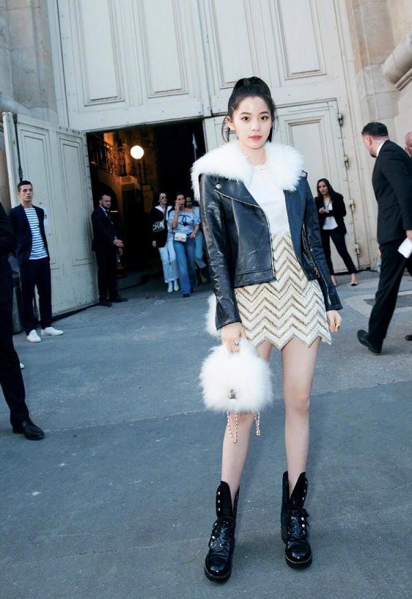 Âu Dương Na Na - sao nữ 18 tuổi xinh đẹp và gia thế nhất Đài Loan-14