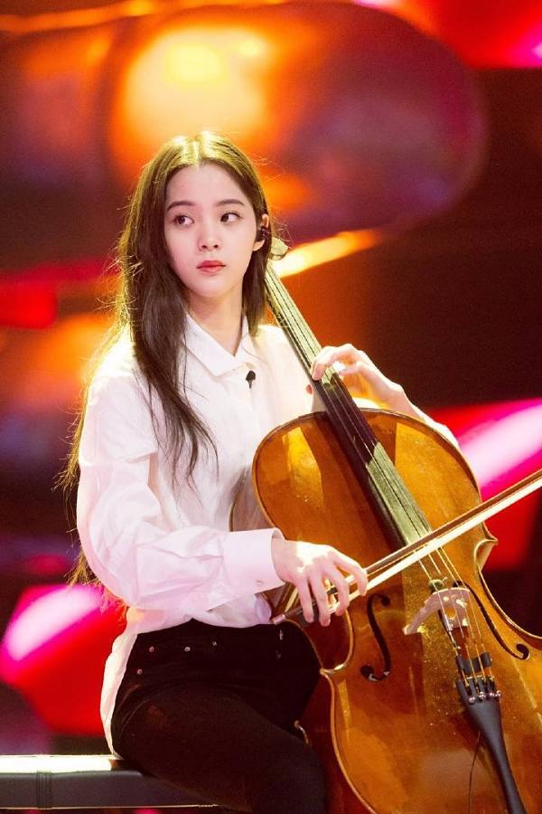 Âu Dương Na Na - sao nữ 18 tuổi xinh đẹp và gia thế nhất Đài Loan-6