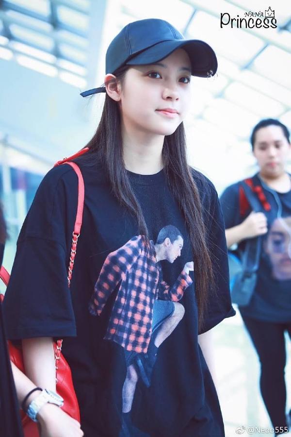 Âu Dương Na Na - sao nữ 18 tuổi xinh đẹp và gia thế nhất Đài Loan-7