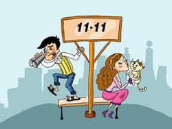 Ngày độc thân 11/11 'rơi' đúng vào Chủ nhật, mách chiêu để FA tìm được người yêu, không còn cô đơn