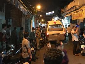Tài xế Grab Bike gục chết bên cạnh vũng máu trong căn nhà trọ ở Sài Gòn