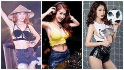 Mặc sexy cỡ này, liệu DJ Oxy có áp đảo phong cách DJ xứ Đài?