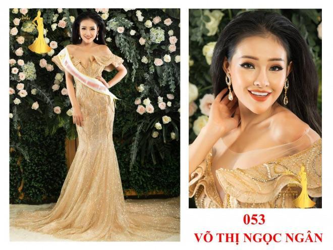 Mặc kệ thân hình xuống cấp, thánh nữ ngực đẹp Ngân 98 vẫn lọt vào chung kết hoa hậu-1
