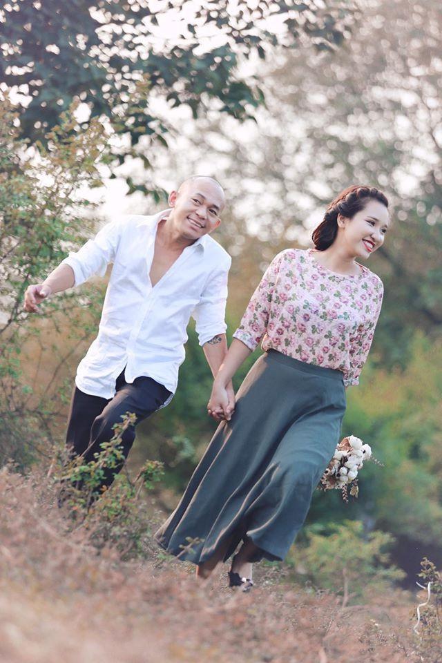 Chỉ cao 1m49 thôi nhưng nhiếp ảnh gia đình đám Hà thành vẫn cưới được vợ đẹp như hotgirl-4