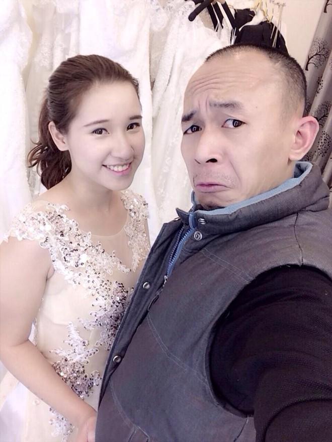 Chỉ cao 1m49 thôi nhưng nhiếp ảnh gia đình đám Hà thành vẫn cưới được vợ đẹp như hotgirl-6
