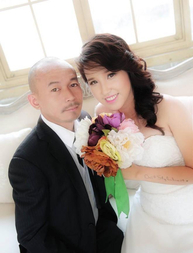 Chỉ cao 1m49 thôi nhưng nhiếp ảnh gia đình đám Hà thành vẫn cưới được vợ đẹp như hotgirl-10