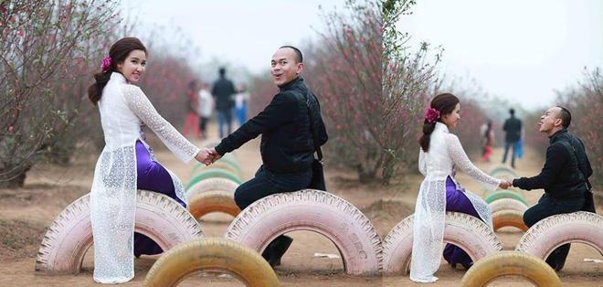 Chỉ cao 1m49 thôi nhưng nhiếp ảnh gia đình đám Hà thành vẫn cưới được vợ đẹp như hotgirl-11