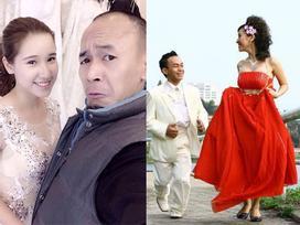 Chỉ cao 1m49 thôi nhưng nhiếp ảnh gia đình đám Hà thành vẫn cưới được vợ đẹp như hotgirl