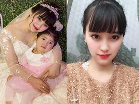 Hình ảnh mới nhất về mẹ nuôi bé gái suy dinh dưỡng ở Lào Cai: Bầu 7 tháng nhưng được khen 'đẹp như thiên thần'
