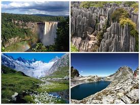 10 chốn thiên đường đang hiện diện trên Trái Đất