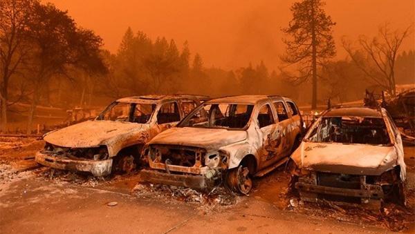 Cháy rừng dữ dội ở Mỹ, 25 người thiệt mạng-9