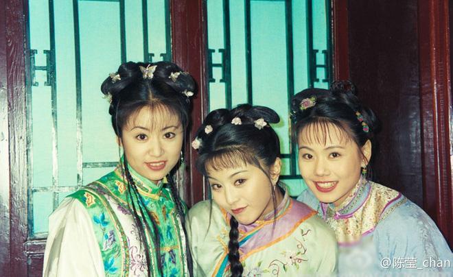 Tái ngộ sau 20 năm, Tiểu Yến Tử và Liễu Hồng của Hoàn Châu Cách Cách vẫn trẻ đẹp như xưa-4