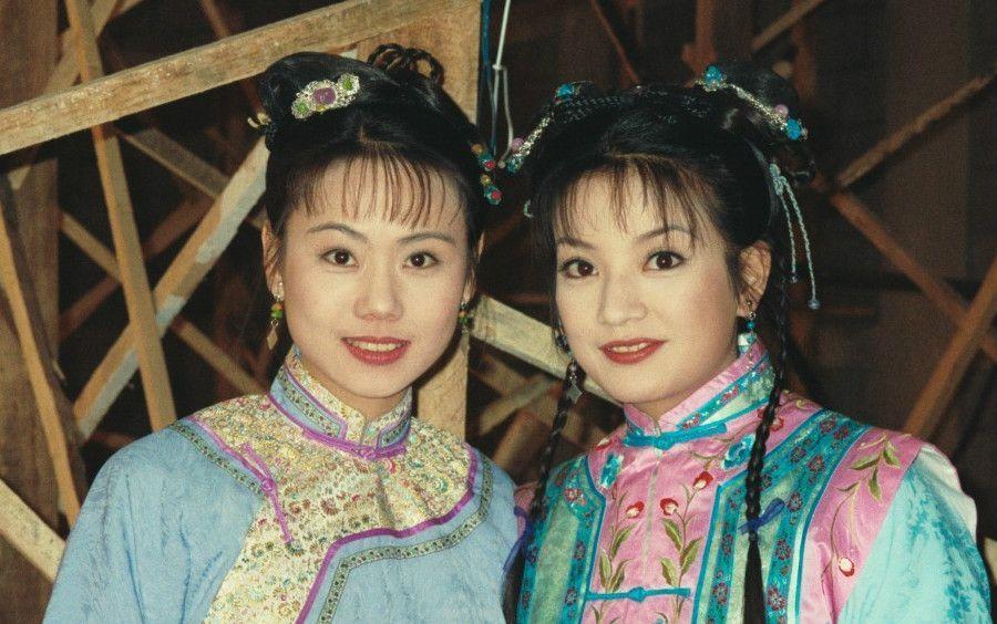 Tái ngộ sau 20 năm, Tiểu Yến Tử và Liễu Hồng của Hoàn Châu Cách Cách vẫn trẻ đẹp như xưa-3