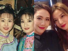 Tái ngộ sau 20 năm, Tiểu Yến Tử và Liễu Hồng của 'Hoàn Châu Cách Cách' vẫn trẻ đẹp như xưa