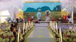 Chú rể Vĩnh Phúc: Sợ lời bàn tán về đám cưới xa hoa ảnh hưởng tới vợ