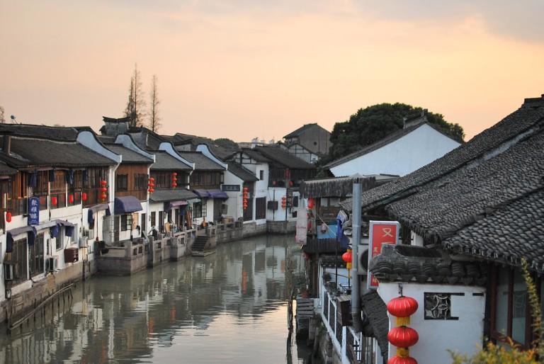 Từ bến Thượng Hải quay ngược về quá khứ tại những thị trấn lãng mạn này-2