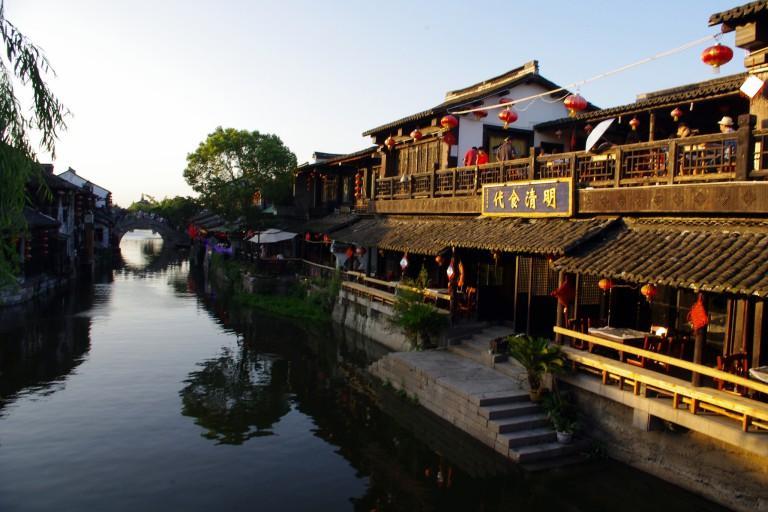 Từ bến Thượng Hải quay ngược về quá khứ tại những thị trấn lãng mạn này-3
