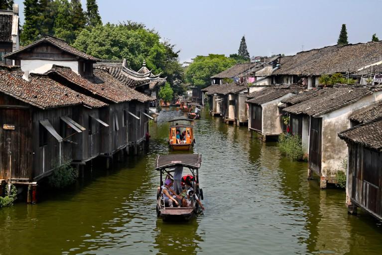 Từ bến Thượng Hải quay ngược về quá khứ tại những thị trấn lãng mạn này-4