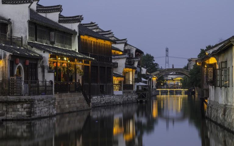 Từ bến Thượng Hải quay ngược về quá khứ tại những thị trấn lãng mạn này-5