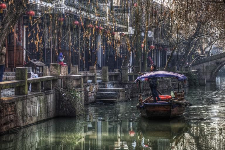 Từ bến Thượng Hải quay ngược về quá khứ tại những thị trấn lãng mạn này-6