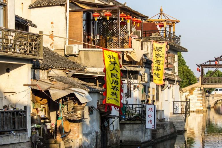 Từ bến Thượng Hải quay ngược về quá khứ tại những thị trấn lãng mạn này-7