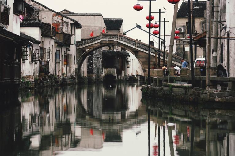Từ bến Thượng Hải quay ngược về quá khứ tại những thị trấn lãng mạn này-8