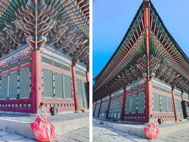 Thu Hàn Quốc qua góc ảnh rộng chuẩn mắt nhìn